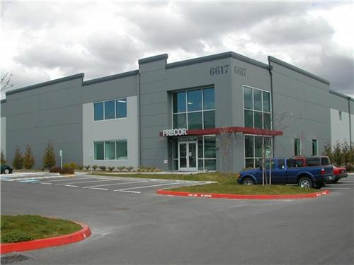 Gentil Precor Athletic Office, Everett WA.